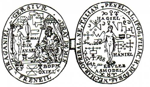 talisman,catherine de Médicis,Henri II,détectoriste,détection,porte-bonheur
