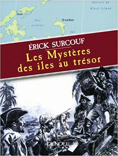 surcouf,mystères,îles,trésors,livre