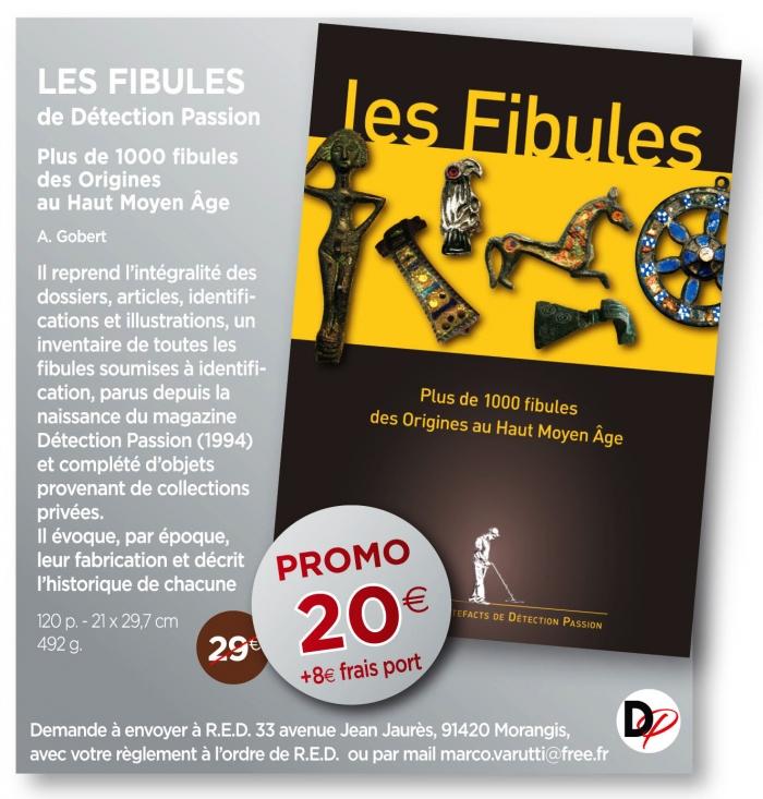 fibules,détection passion,livre